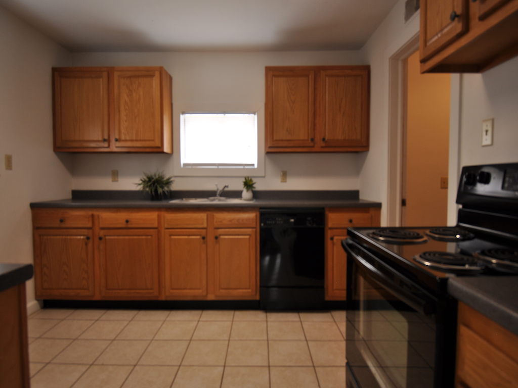 1024 Neely 5 bedroom student rental house near ball state in muncie kitchen photo