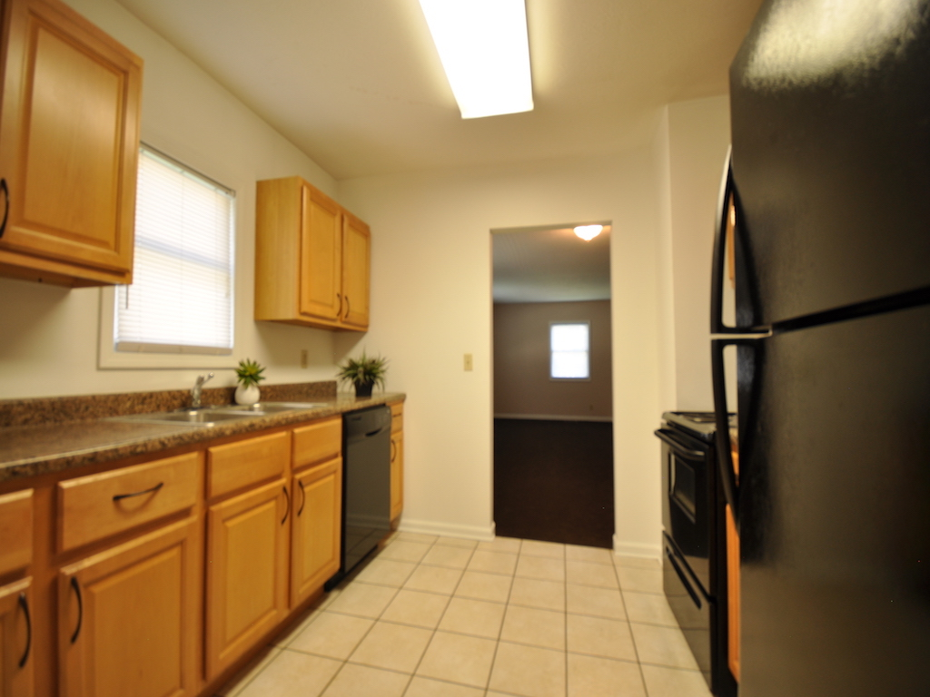 1125 abbott 4 bedroom  house for rent near BSU kitchen photo