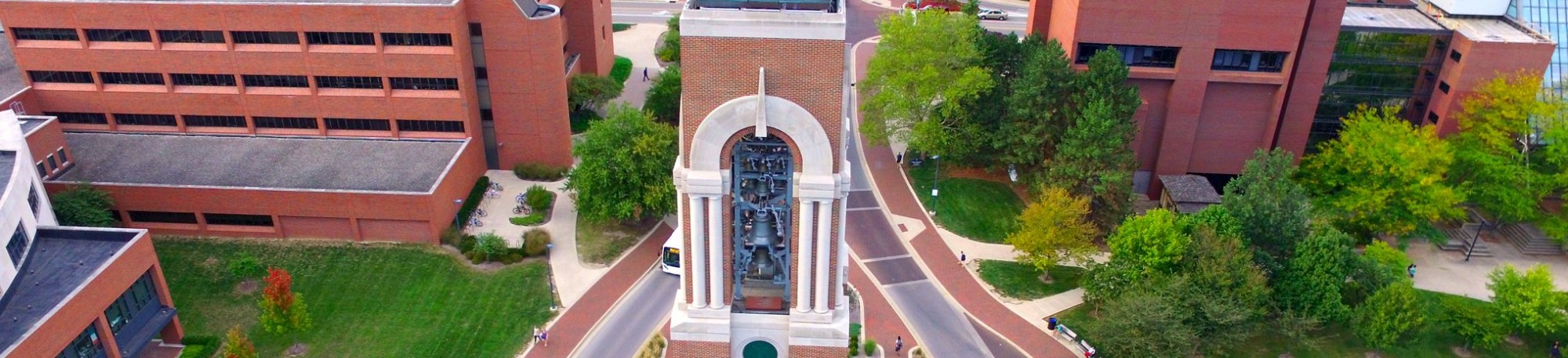 Ball State University's Bell Tower