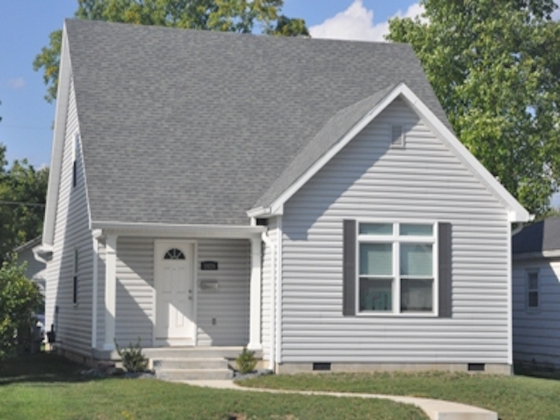 1020 Neely 5 bedroom new ball state house for rent exterior photo