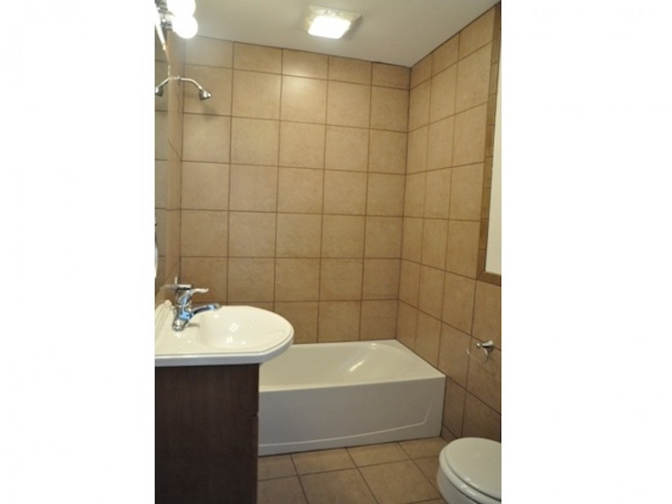1100 Carson 3 bedroom BSU rental house in muncie bathroom