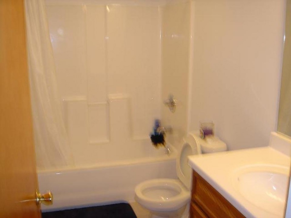 1211 Carson 7 bedroom house for rent close to BSU in muncie bathroom photo