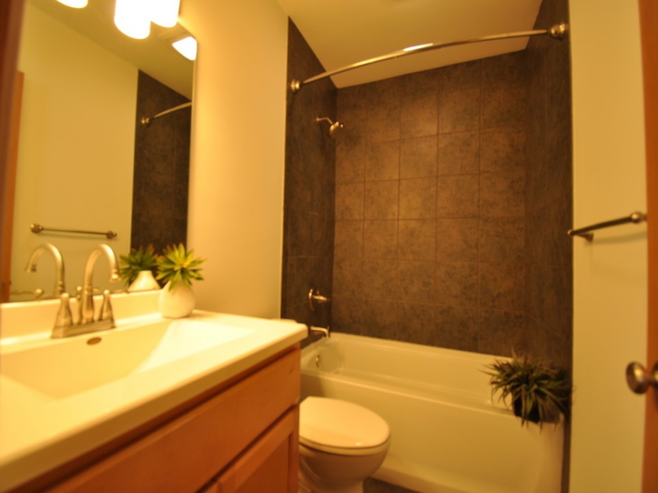 1216 Carson 3 bedroom house for rent close to bsu bathroom photo