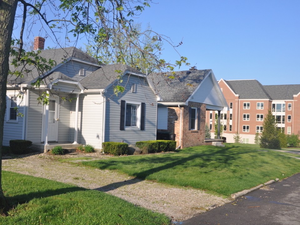 1221 Marsh 4 bedroom BSU house for rent in muncie exterior photo